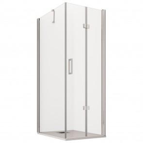 Cabine de douche d'angle H190 cm une...