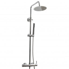 Colonna doccia con miscelatore