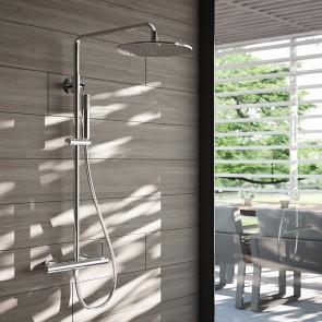 Colonne de douche avec mitigeur 2...