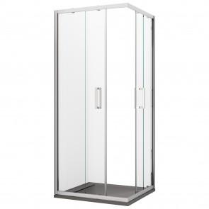 Box doccia due lati quadrato