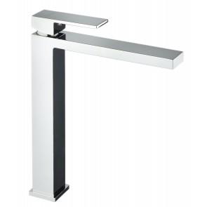 Robinet pour lavabo haut carré avec...