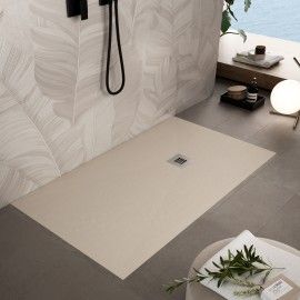 Receveur de douche en marbre résine