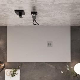 2.5 Receveur de douche en marbre gris