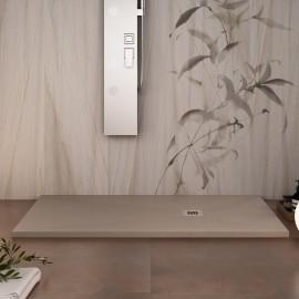 Receveur de douche en marbre Moka 2.5 |