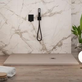 Piatto Doccia in mineral marmo Sabbia