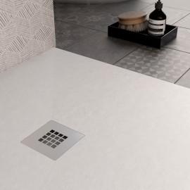 Piatto Doccia Bianco in marmoresina