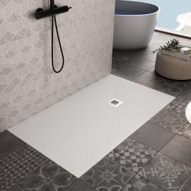 Piatto Doccia Bianco in marmo resina
