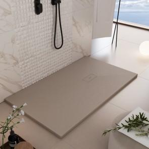 Piatto Doccia marmo resina Moka 2,5cm...