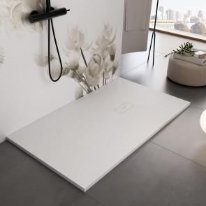 Piatto Doccia in marmoresina Bianco...