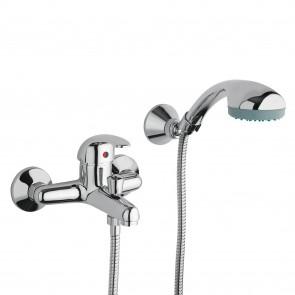 Mitigeur de baignoire avec douche...