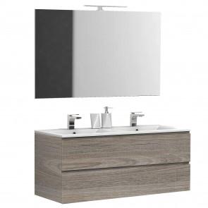 Mobile bagno sospeso doppio lavabo...