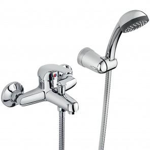 Mitigeur de bain à encastrer externe...