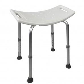 Sedia in alluminio per doccia vasca...
