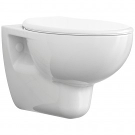 Coppia Sanitari sospesi bidè e wc
