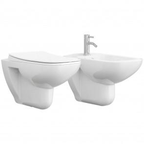 Sanitari sospesi wc e bidè Mito