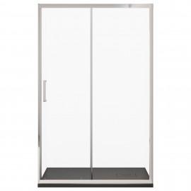 Porta Doccia  H195 cm Anta Scorrevole