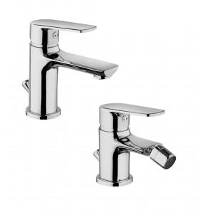 Set rubinetti miscelatori da bagno...