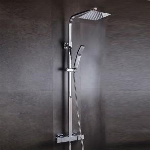 Colonne de douche avec mitigeur...