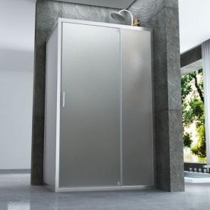 Box doccia due lati JADE opaco con...