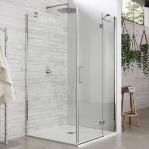 Box doccia due lati IRENE con Porta...