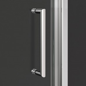Porte de niche cristal opaque 6 mm...