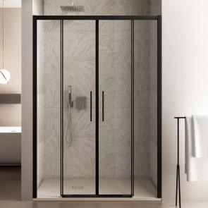 Porte de douche coulissante avec...