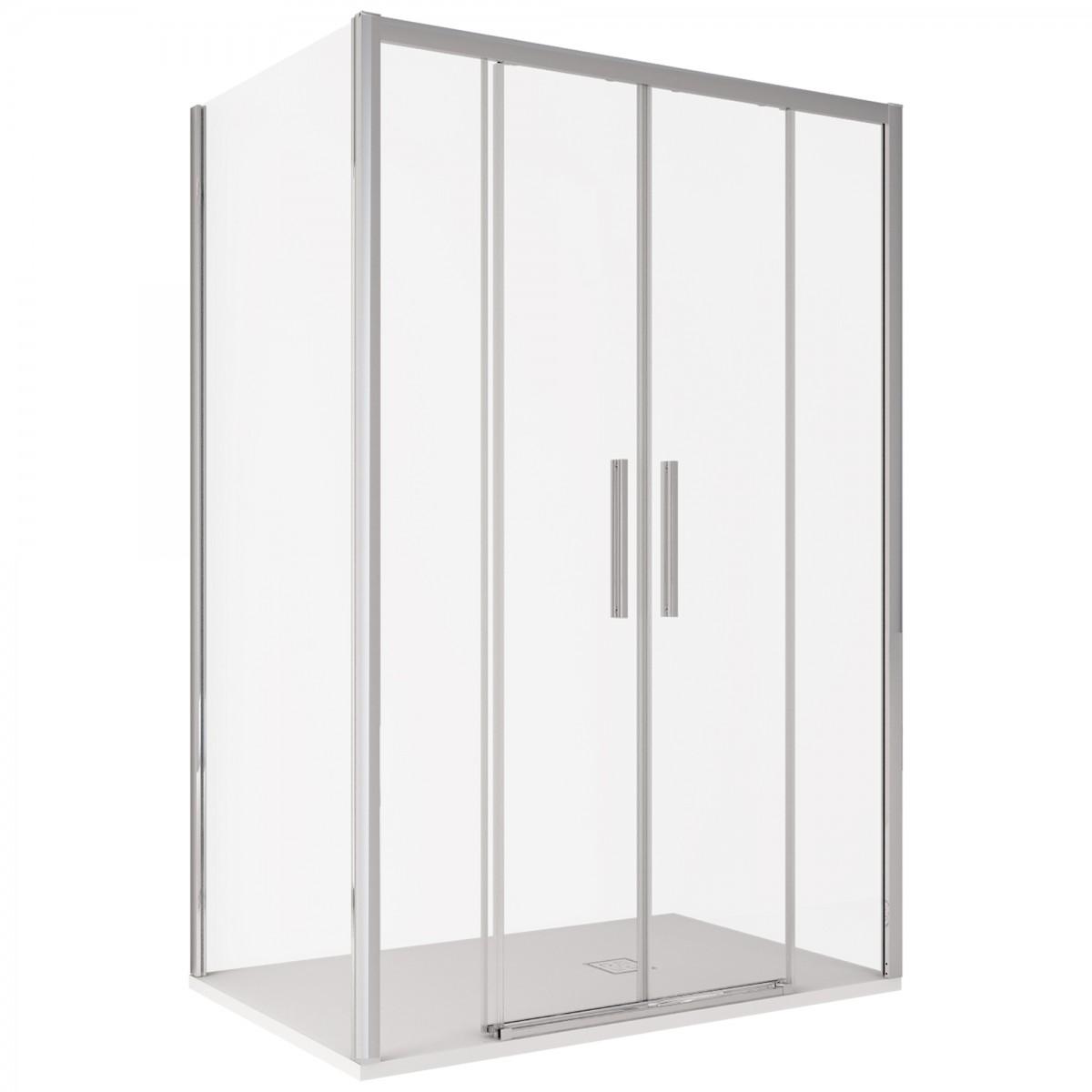 Box doccia due lati scorrevole LAGOA DUO