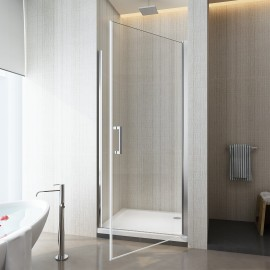 Porta doccia battente NICLA nicchia 8mm