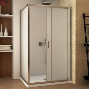 Box doccia 6mm Opaco Porta Scorrevole...
