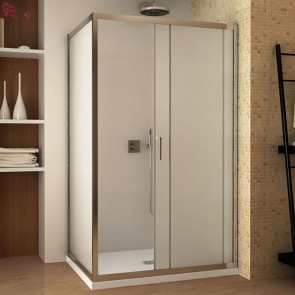 Cabine de douche 6mm Matt Sliding...