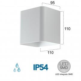Applique LED blanche A 4000kelvin 7