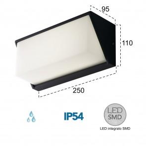 Applique d'extérieur LED 12W Liz...