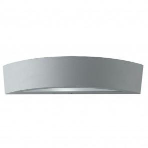 Applique TUCSON en aluminium argenté...