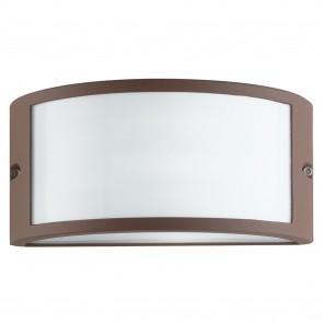 Applique Diffuseur externe Profil en polycarbonate Aluminium Bronze E27