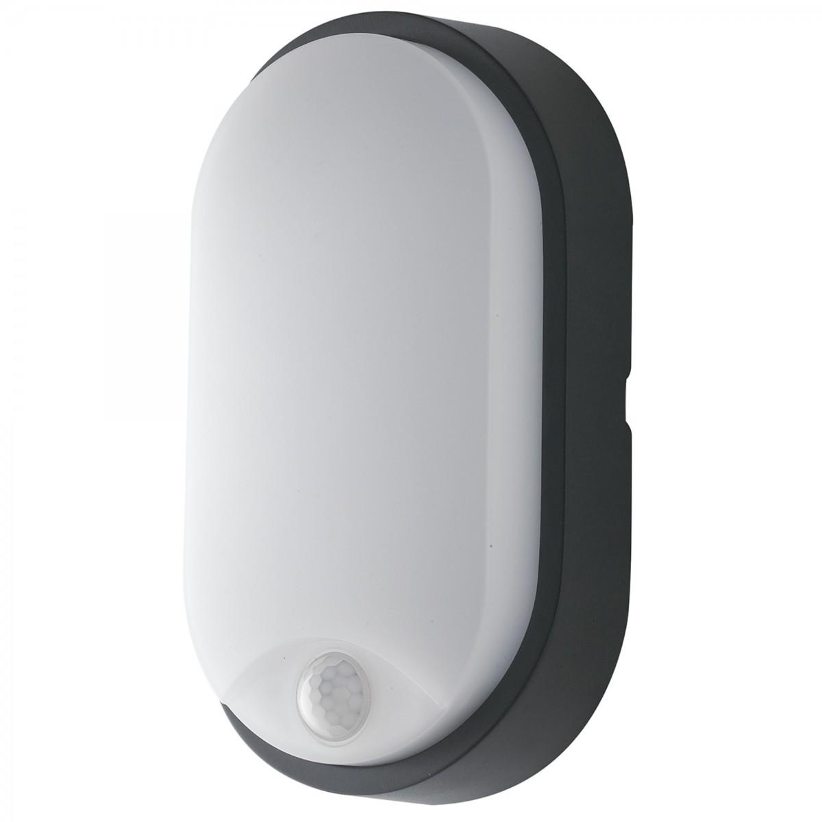 Plafonnier LED noir A + 4000kelvin 14