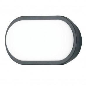 Plafonnier extérieur LED ovale...