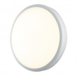Plafonnier LED extérieur blanc
