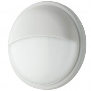 Plafonnier LED blanc avec paupière