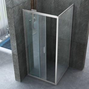 Cabine de douche avec entrée avant Kia