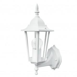Lanterne applique blanche imperméable