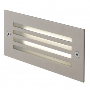 Step Light avec grille en aluminium...