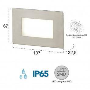 Marchepieds LED rectangulaires...