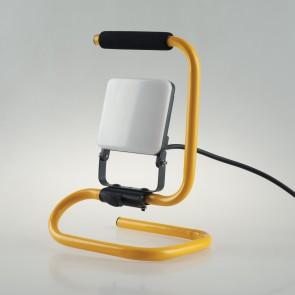 Proiettore da esterno 20W a led portatile antracite Naxos Portable