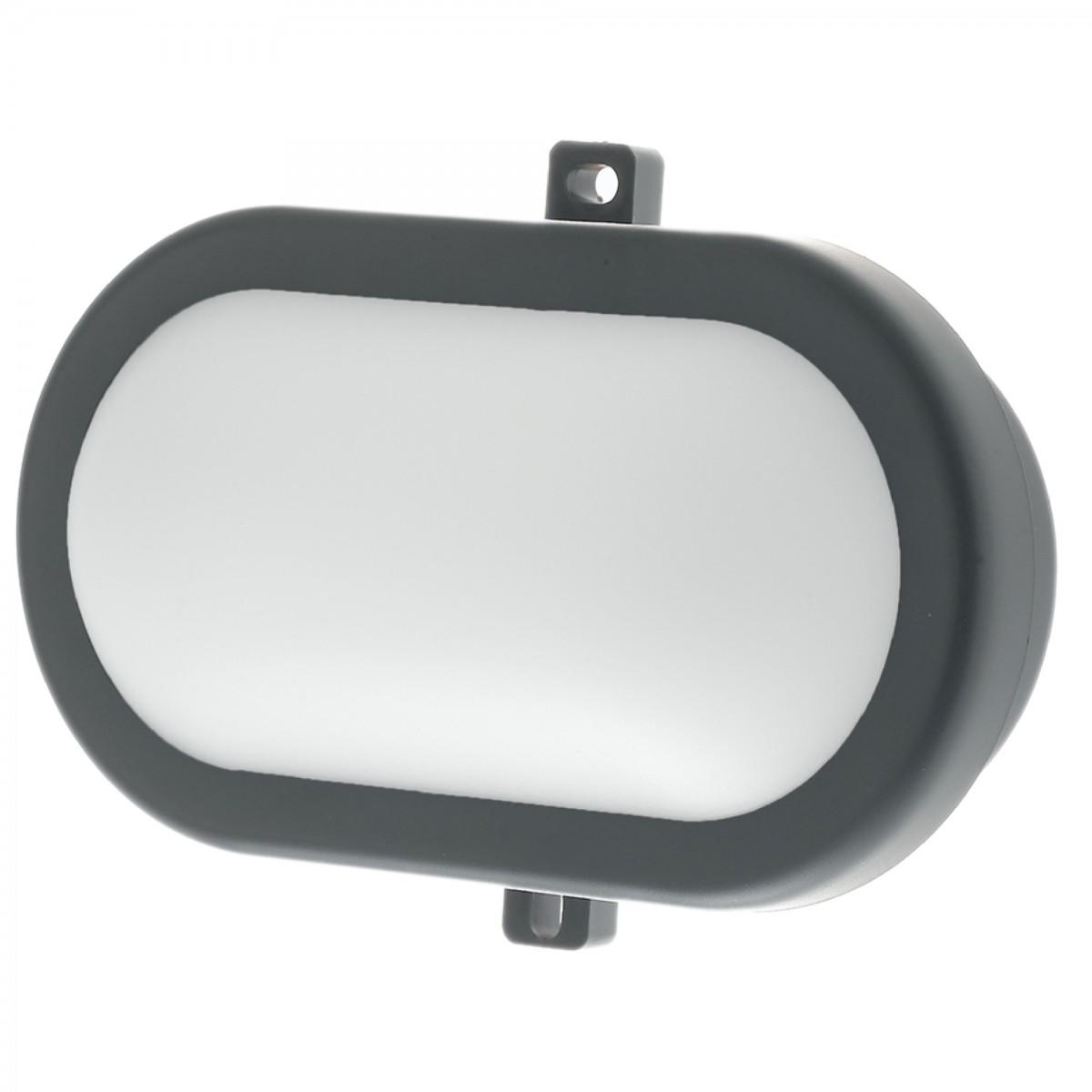 Plafonnier LED noir A + 4000kelvin 10