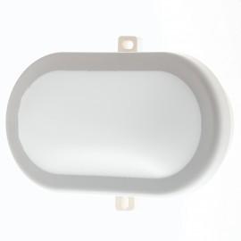 Plafoniera per esterno 10W a led bianca