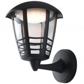 Lanterne LED noire A + 4000kelvin 12...