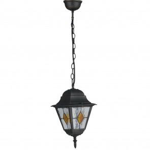 Lanterne suspendue brunie étanche