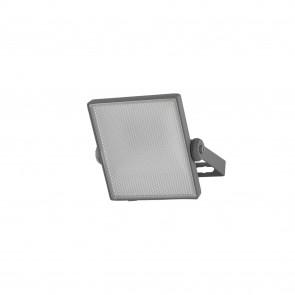 Projecteur extérieur à LED argenté