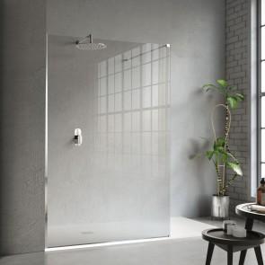 Parete Walk In doccia Cristallo 8mm...