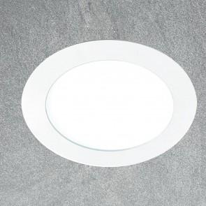 Aluminium rond blanc de projecteur de...